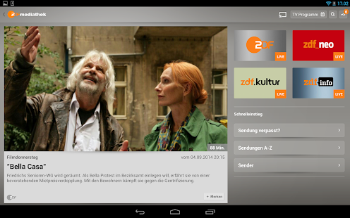 ZDF-App Screenshot 11