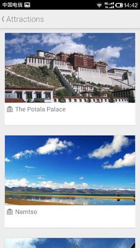 Travel in Lhasa