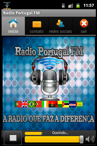 Radio Portugal FM - screenshot