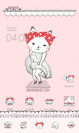 Shoppercat Monroe dodol theme