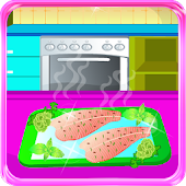 fried fish cooking games