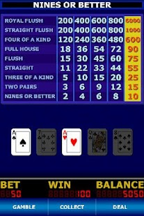 Pick A Pair Poker- screenshot thumbnail