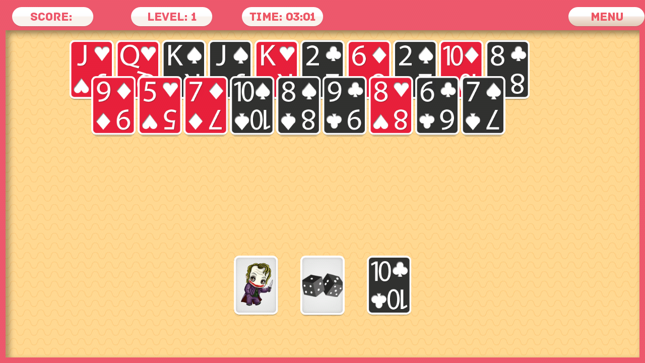Solitaire Center- screenshot