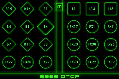 Bass Drop Drum and Bass - screenshot