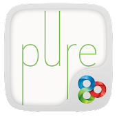 Pure GO Launcher Theme