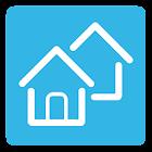 クイック ホーム切り替え icon