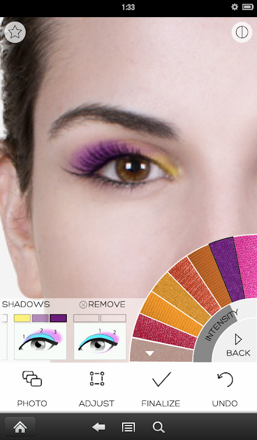 Makeup Mini- screenshot