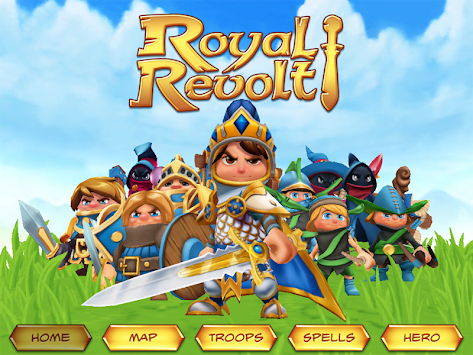 Royal Revolt! APK screenshot thumbnail 13
