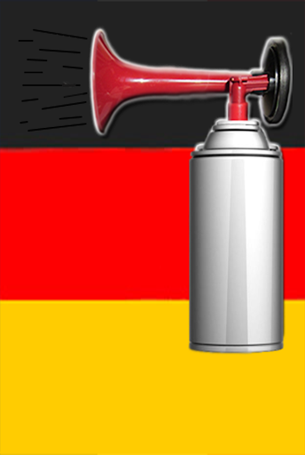 Air Horn Germany