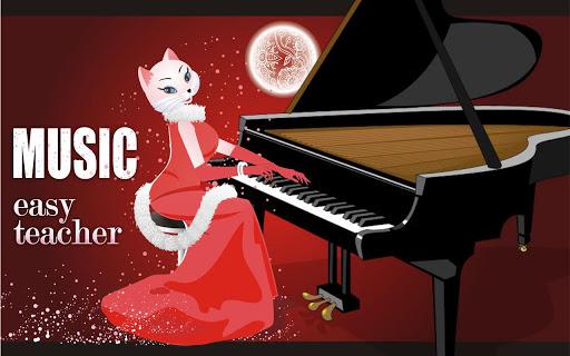 Music Easy Teacher - Piano 1