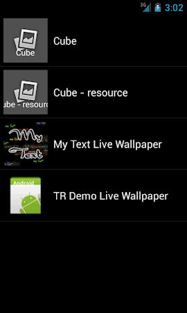 My Text Live Wallpaper 2.2 screenshot 10234