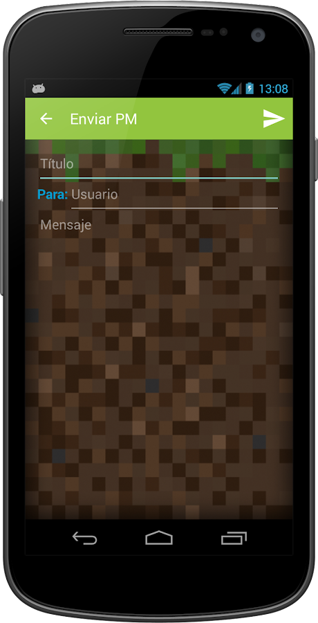 Minekkit App- screenshot