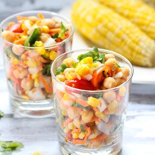 Carrots Peas Corn Salad Recipes.