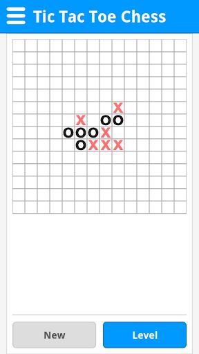 Tic Tac Toe Chess OX Chess