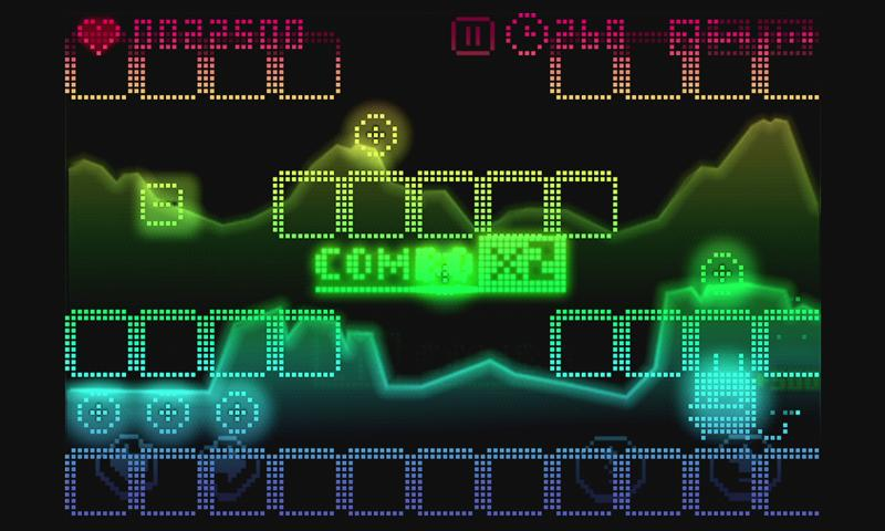 Pix'n Love Rush- screenshot
