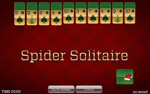 Christmas Solitaire FREE - screenshot thumbnail