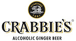 Logo of Crabbie's Ginger Beer