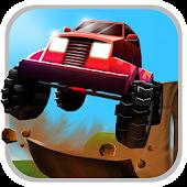 Monster Car Stunts Challenge
