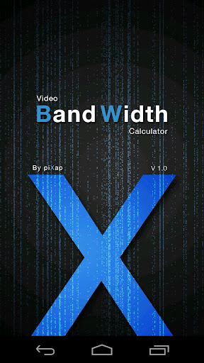 Video BandWidth