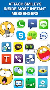 Emojidom: Chat Smileys & Emoji - screenshot thumbnail