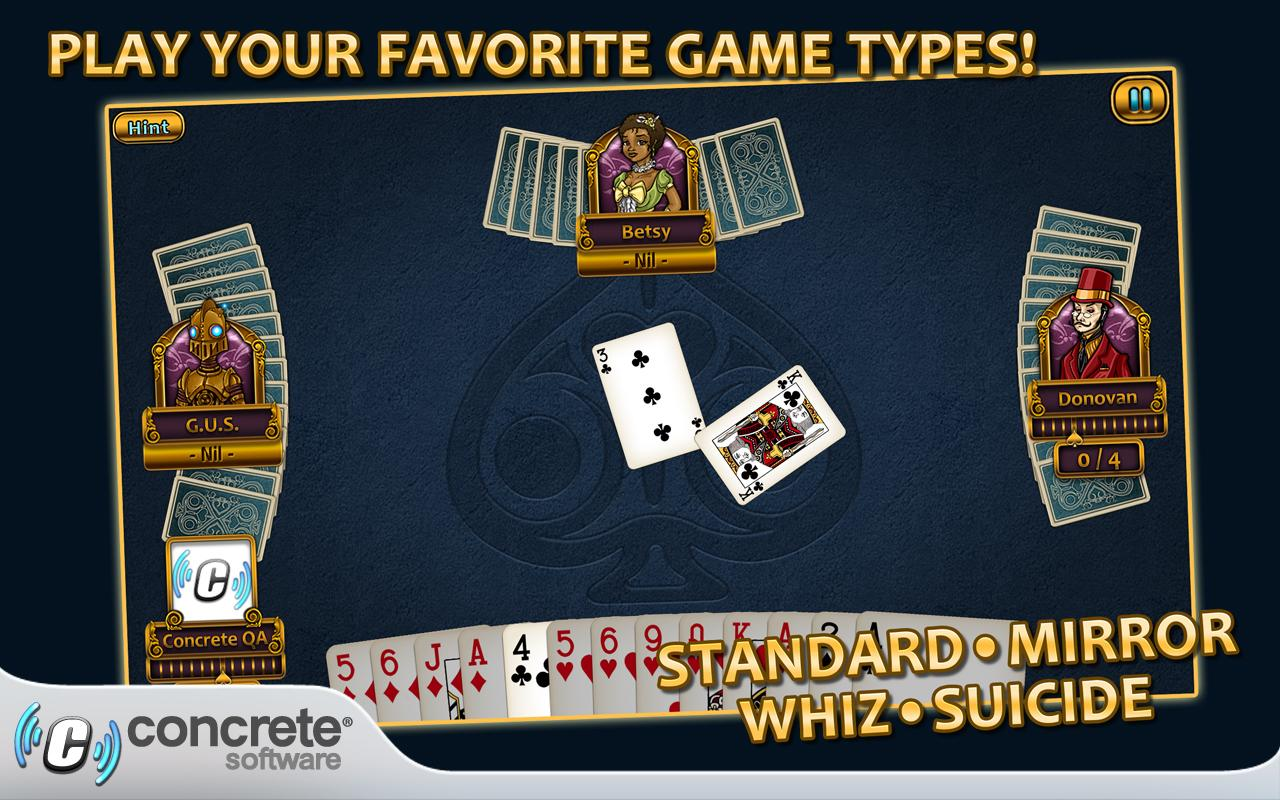Aces Spades - screenshot
