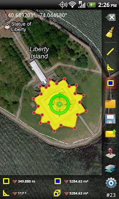 GPS Alan Ölçümü Ücretsiz - screenshot