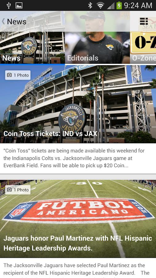 Jacksonville Jaguars - screenshot