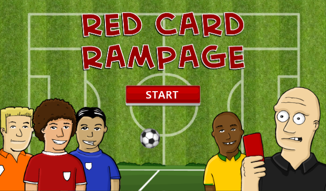 Red Card Rampage- screenshot