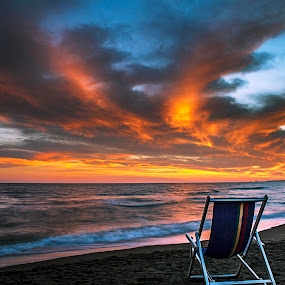 relax by Ciprian Nafornita - Landscapes Sunsets & Sunrises (  )