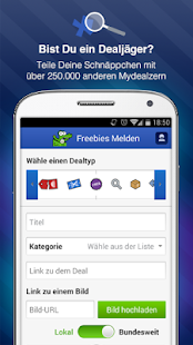 mydealz Schnäppchen&Gutscheine- screenshot thumbnail