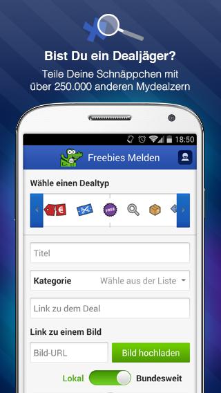 mydealz Schnäppchen&Gutscheine- screenshot