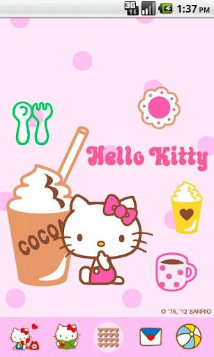 Hello Kitty Cocoa Theme