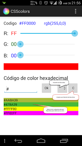 CSS color Free