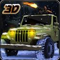 Army War Truck Driver Sim 3D icon