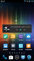 Screenshot of DS audio
