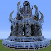 Build Frozen in Minecraft