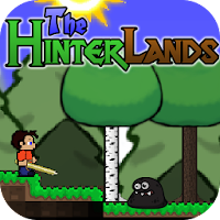 The HinterLands: Mining Game 0.413