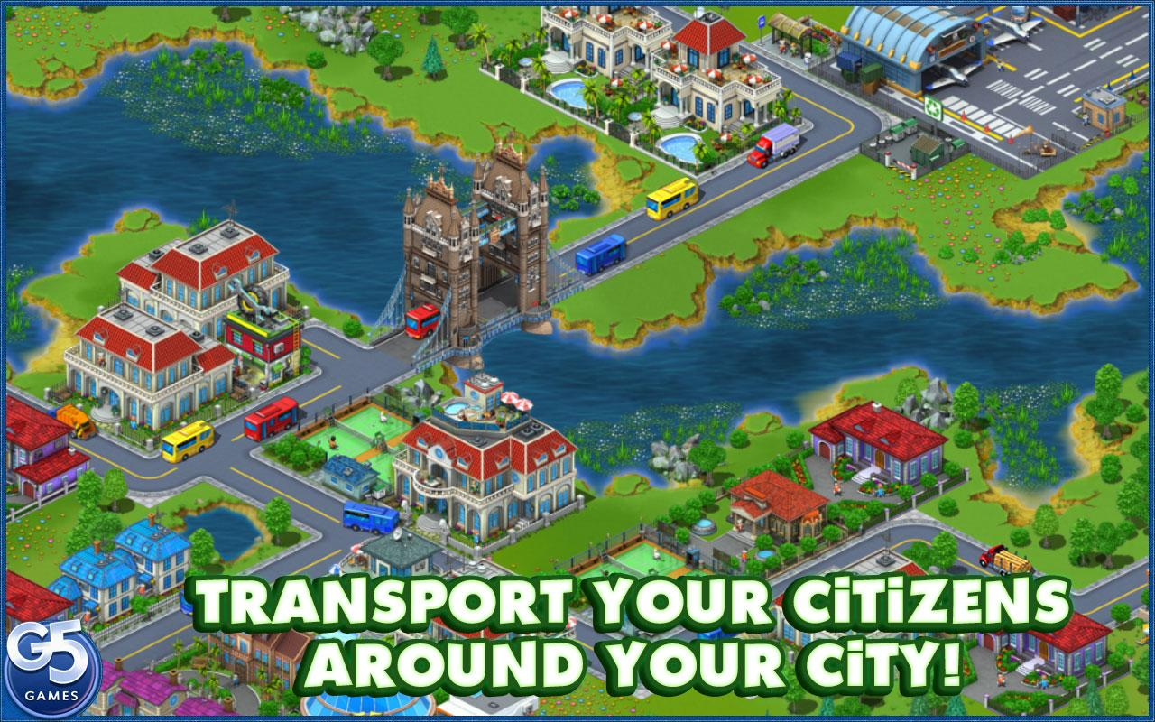 Virtual City Playground® - screenshot