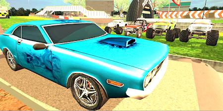 Classic Off-Road Challenge 1.0 screenshot 640951