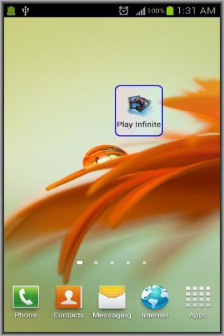 Play Infinite
