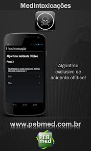 MedIntoxicações - screenshot thumbnail