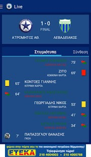 Atromitos FC- screenshot thumbnail