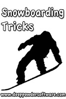 Screenshot of Snowboarding Tricks
