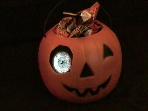 Halloween Animated Eyes