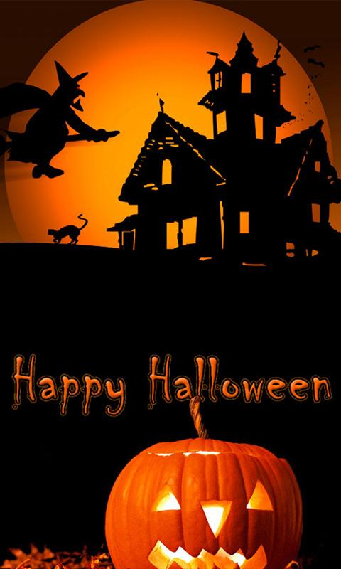 halloween wallpapers hd android apps on google play