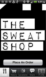 The Sweatshop - screenshot thumbnail