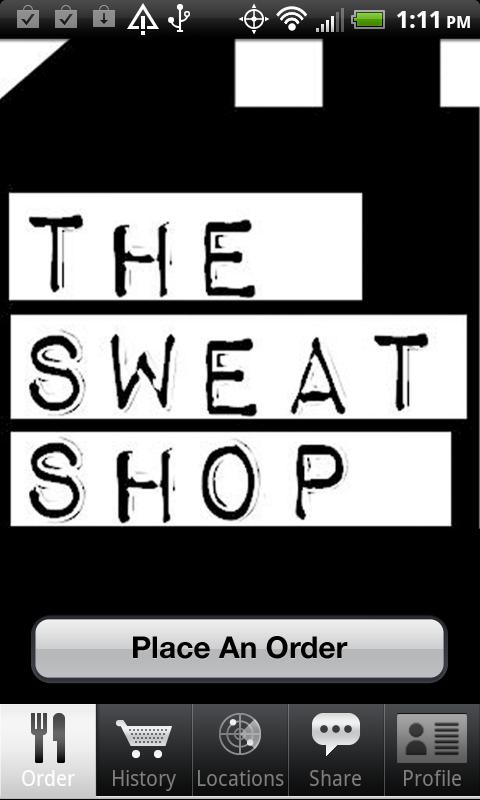 The Sweatshop - screenshot