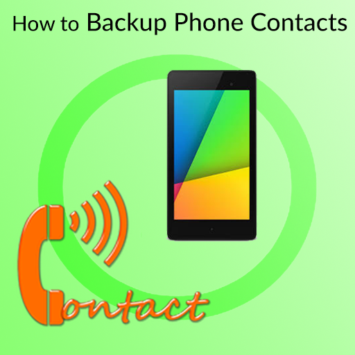 How to Backup Phone Contacts