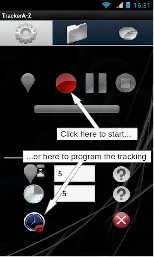TrackerA-Z Lite