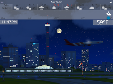 YoWindow Free Weather Screenshot 13